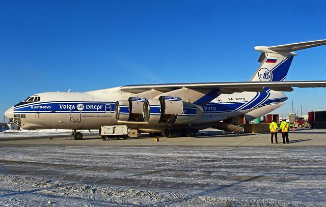 RA-76952 (Volga-Dnepr)