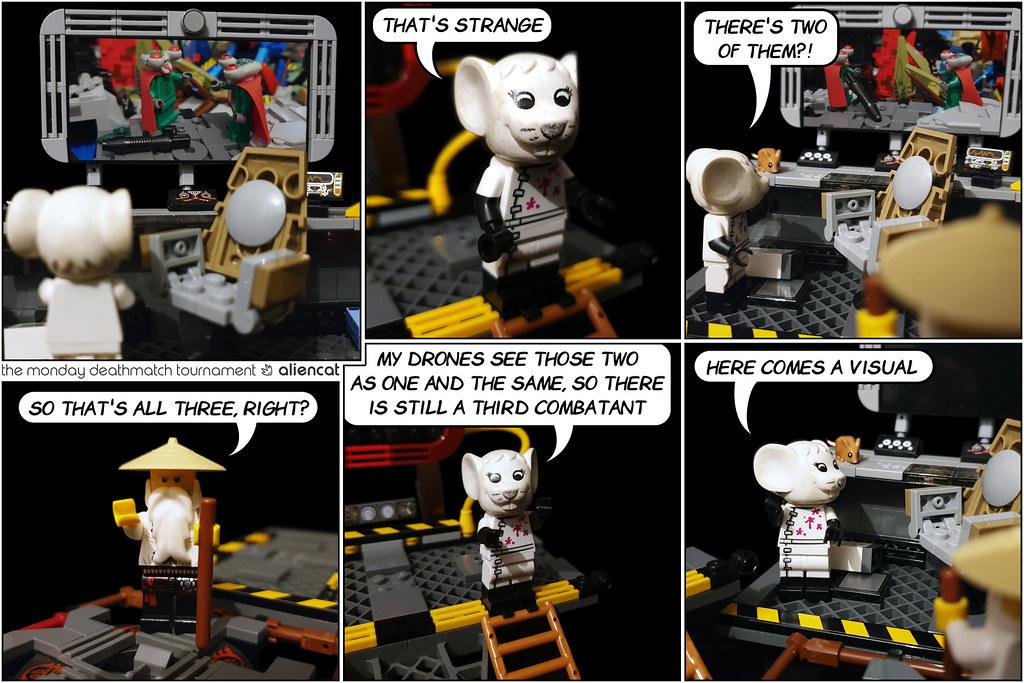 The Monday Deathmatch Tournament - Page 234: Squidman²