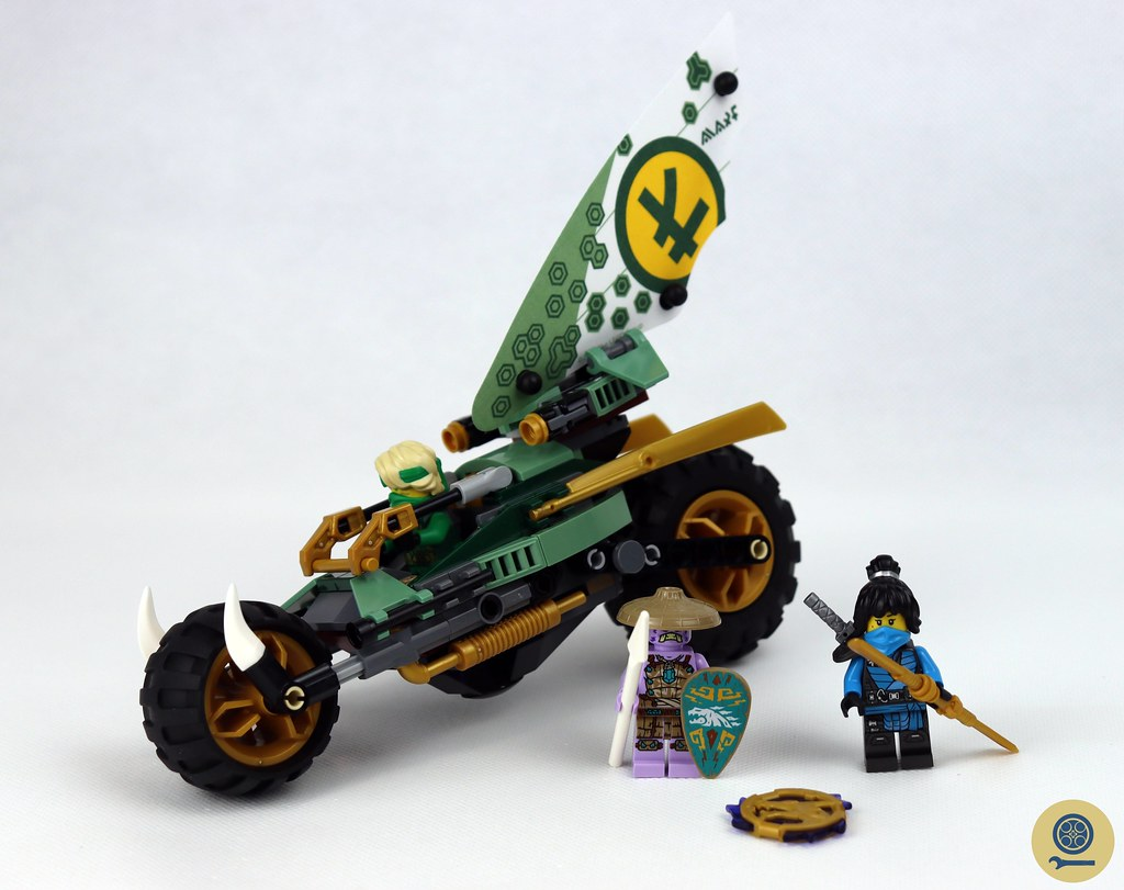 71745 Lloyd's Jungle Chopper Bike 1