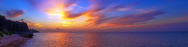 Snellen Sunset, Grand Cayman