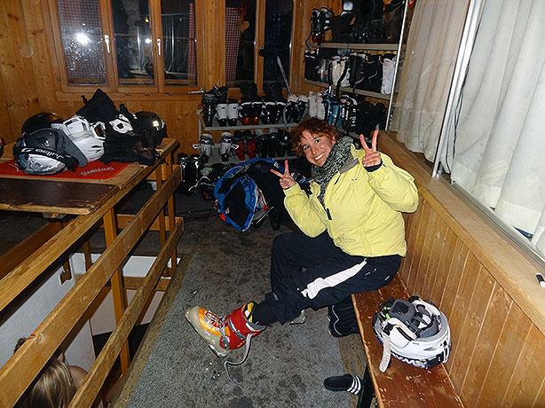 2013 - Skiweekend