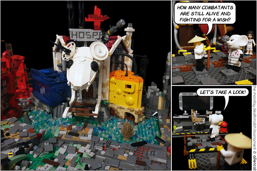 The Monday Deathmatch Tournament - Page 229: The Mouse Tower