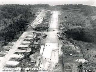 Landingsbaan Owi Island