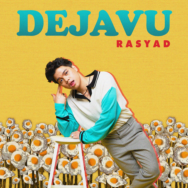 Rasyad - Dejavu (Single Cover)