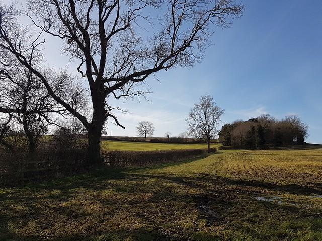 Winter in Northamptonshire