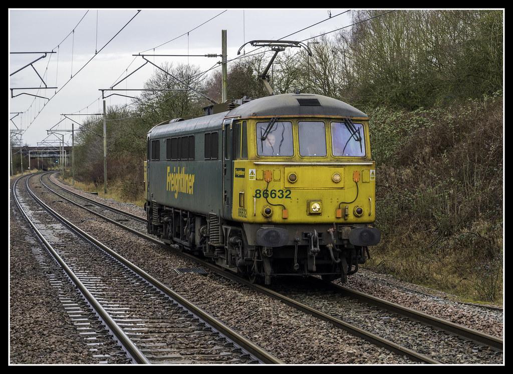 Swinging Sixties Light Locomotive