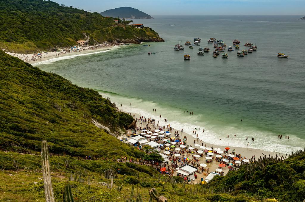 Pontal do Atalaia - Arraial do Cabo - RJ