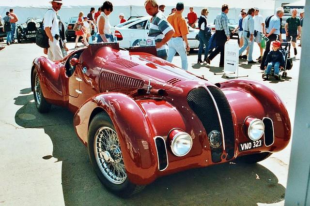 1938 Alfa Romeo 6C 2300 B MM