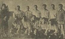 Temporada 1958/59: formación del Don Benito (Badajoz)
