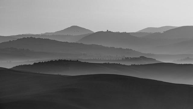 *Shapes of Tuscany*