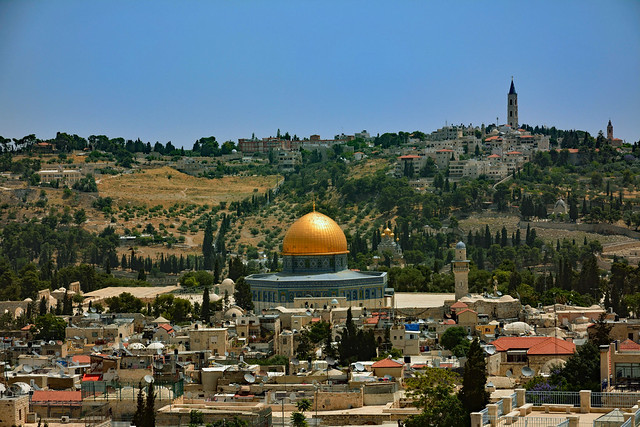 Jerusalem / Dome of the Rock / Temple Mount