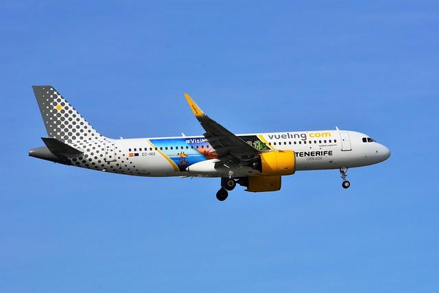 (ORY) Vueling Airbus A321-271N  EC-NIX