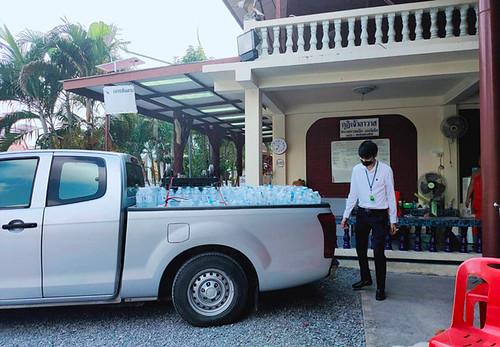 CSR-COSMOTRUCK Wat Lamud-Nai 2021