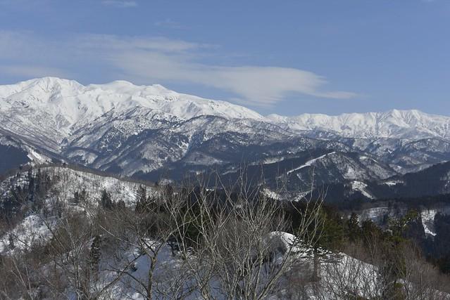Attack to Mt. NISHIYAMA