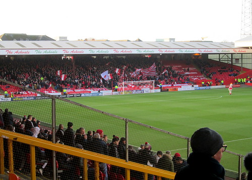 More Razzmattazz, Pittodrie, 18/1/20