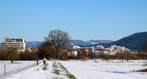 Winter panorama VI | by tillwe