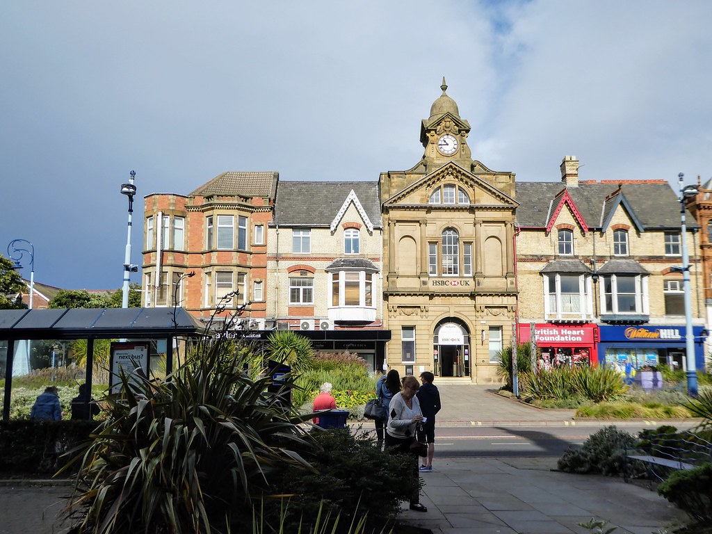 The Square, St. Annes-on-Sea