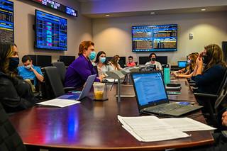 Finance Majors Manage Part of FGCU Endowment