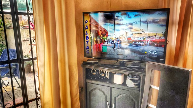 Replacement TV and Mesh Network