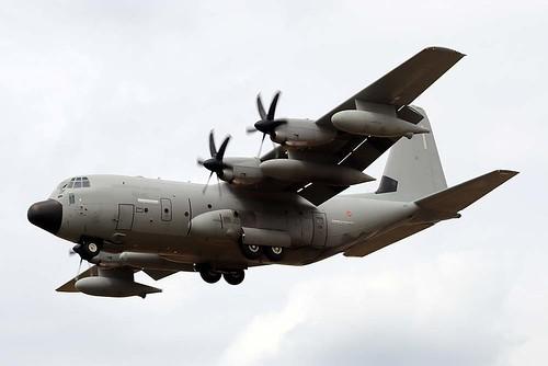 MM62180 46-45 C-130J Marham 22-7-20