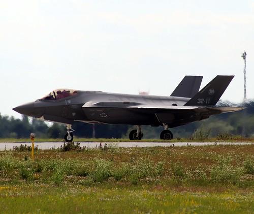 MM7361 32-11 F-35A Marham 22-7-20