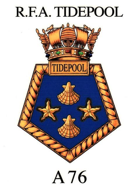 RFA Tidepool crest