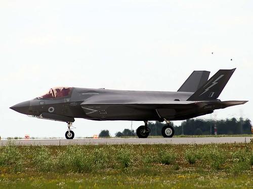 ZM151 017 F-35B Marham 22-7-20