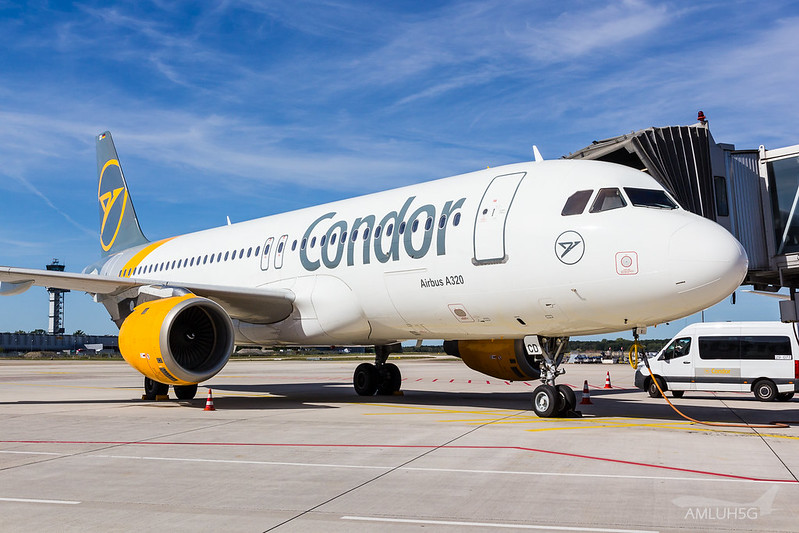 Condor - A320 - D-AICD (1)