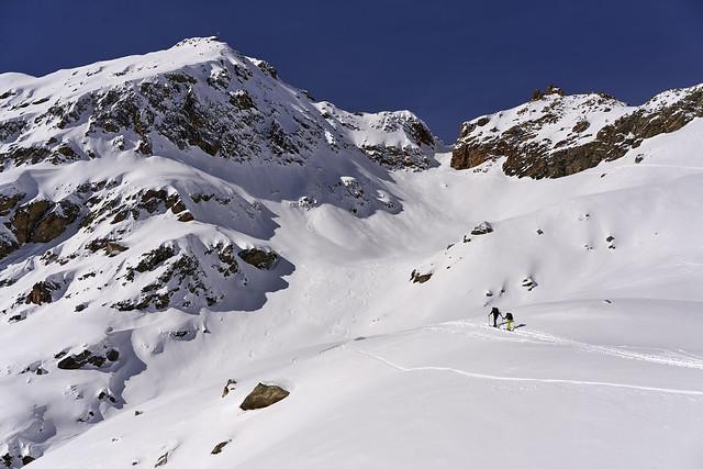 Cassorte Pass (3'300 meters)