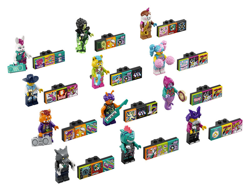 LEGO VIDIYO_43101_Bandmates1
