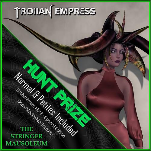 The Stringer Mausoleum - E - Troiian Empress - Hunt Prize