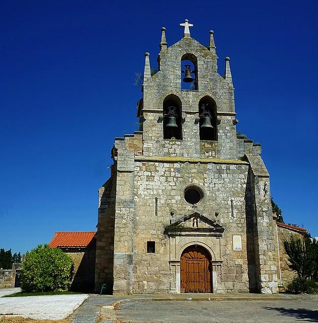 Iglesia burgalesa de Sotopalacios