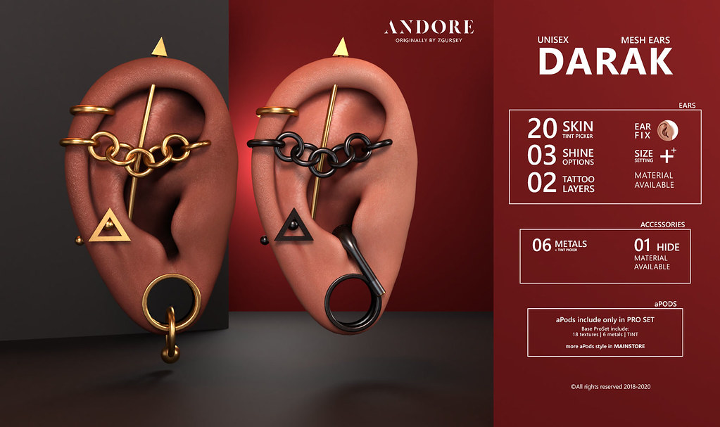 ANDORE @ Exclusive for Man Cave