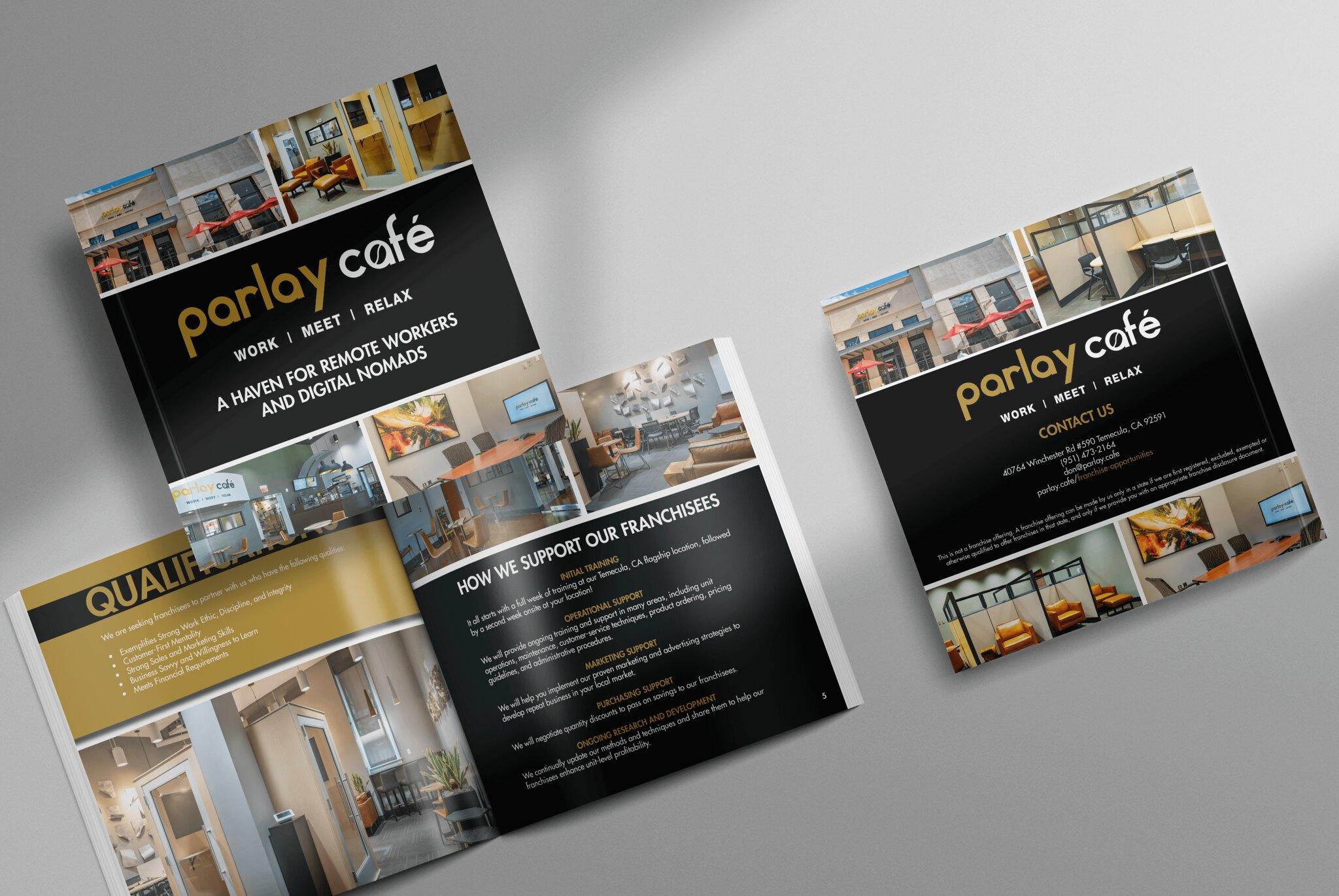 Bifold Brochure Designs Tuyen Chau
