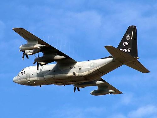 166765 QB-765 KC-130J Hercules Marham. 6-9-20