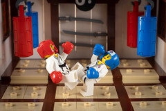 Sparring Match