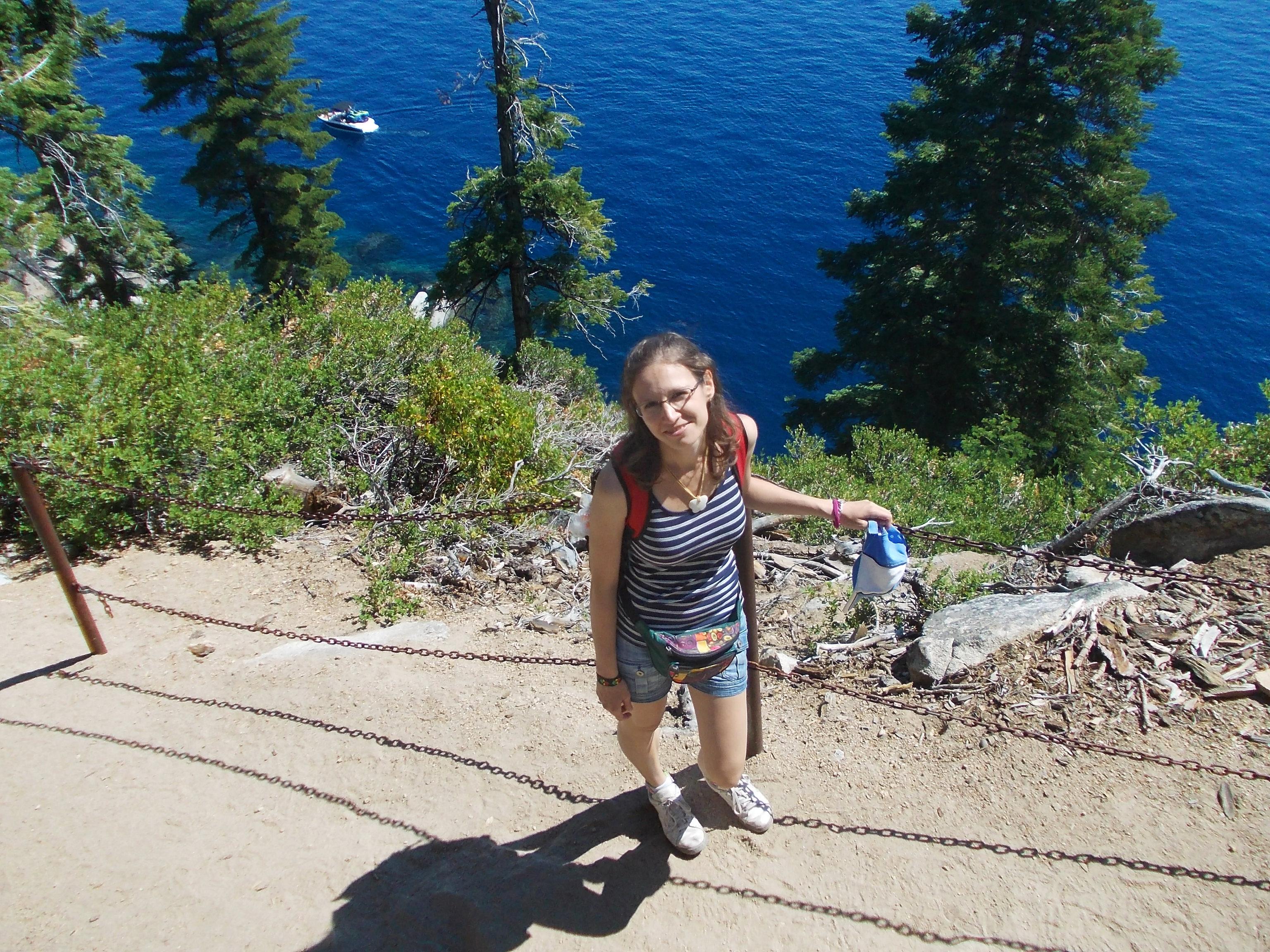 Rubicon Trail, Lake Tahoe, California, USA