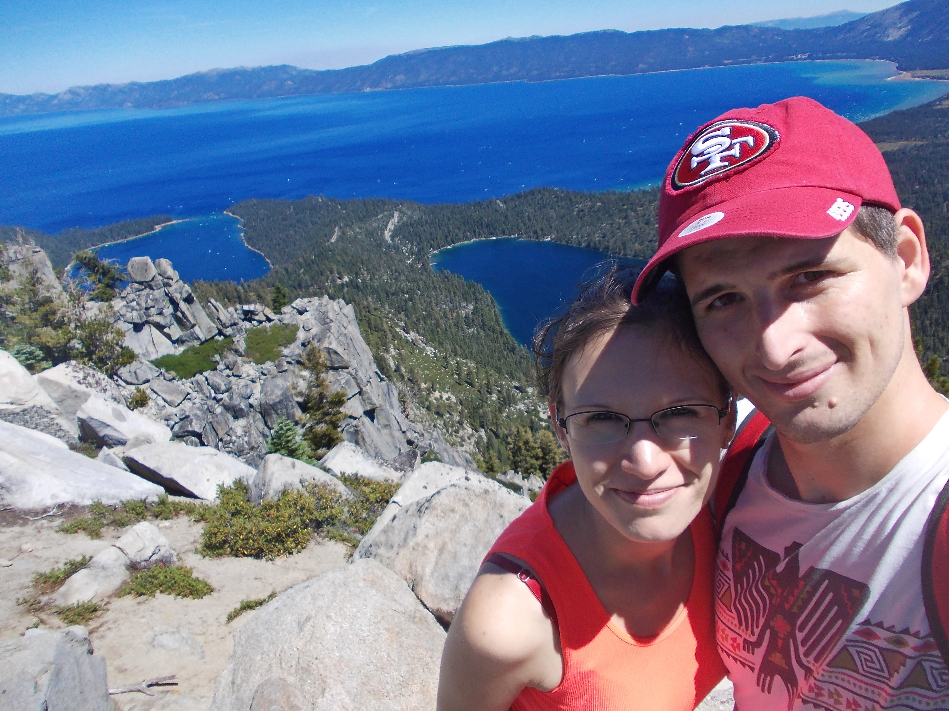 Maggie Peaks, Lake Tahoe, California, USA