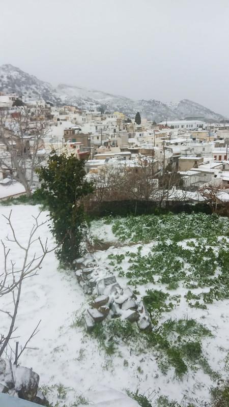 Χιόνια 16 2 2021