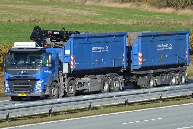 Volvo FM 460 - Marius Pedersen - DK  CN 97 554