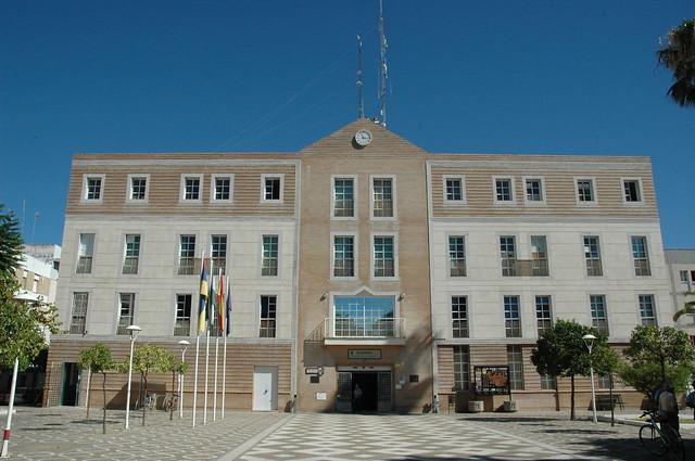 Ayuntamiento Los Palacios y Villafranca