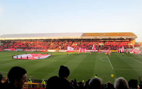 Razzmattazz at Pittodrie, 18/1/20