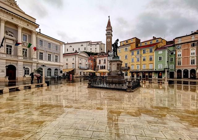 SLOVENIA. PIRANO