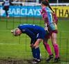 Beth England's goal for Chelsea