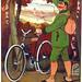 Jagdrad, Deutsche Waffen & Fahrrad-Fabriken, c. 1900s