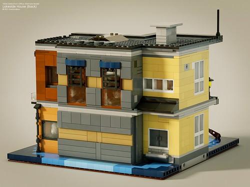 Lakeside House 2.0 (Back)