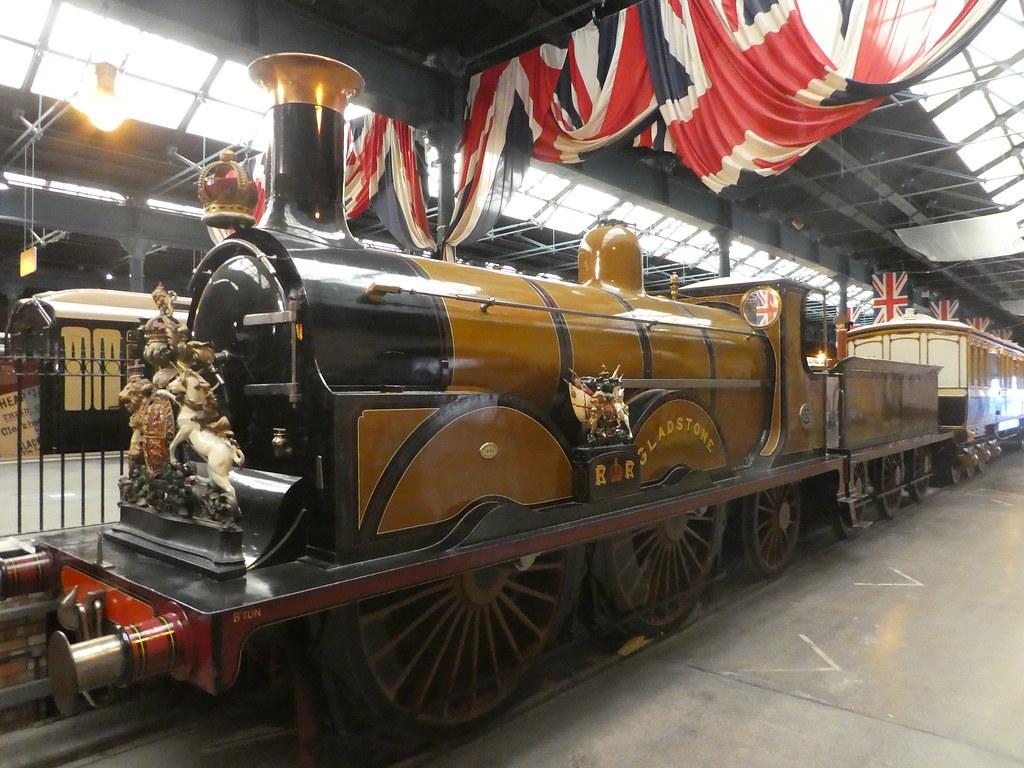 National Railway Museum trains, York