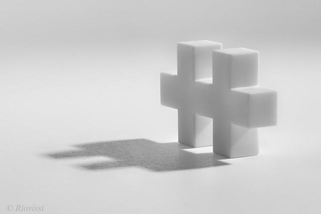 White Puzzle Piece