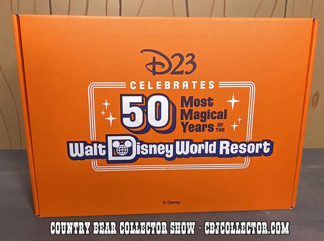 2021 Disney D23 Gold Membership Set - CBCS #296