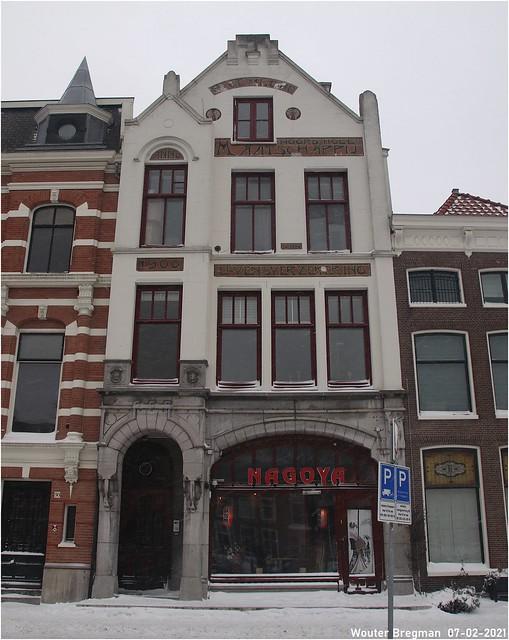 Kantoor der Algemeene Noord-Hollandsche Maatschappij van Levensverzekering (1900)